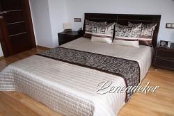 Luxusní přehoz na postel - 17o