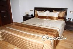 Luxusní přehoz na postel - 19M