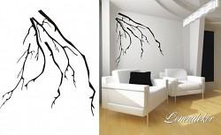 Šablona na malování S-Tree 18 140x100cm-skladem