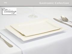 Běhoun na stůl- 01BG -bílý
