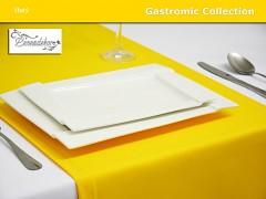Běhoun na stůl- 05BG -žlutý