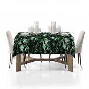 Moderní ubrus-Palmové listy -Leneadekor