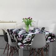 Moderní ubrus-Růže v kapradí-Leneadekor