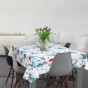 Moderní ubrus-Barevné květy-Leneadekor