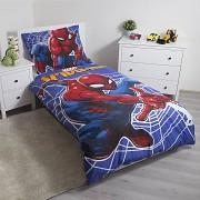 Povlečení Spiderman svítící 140/200, 70/90