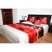 """Přehoz na postel """"3D""""-220x240cm- 40A"""