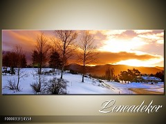 Obraz na zeď-krajina- Panorama F000031