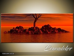 Obraz na zeď-krajina- Panorama F000149