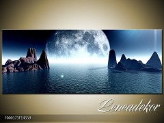 Obraz na zeď-krajina- Panorama F000173