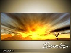 Obraz na zeď-krajina- Panorama F000221