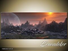 Obraz na zeď-krajina- Panorama F000242