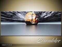 Obraz na zeď-krajina- Panorama F000257-skladem