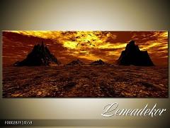 Obraz na zeď-krajina- Panorama F000287