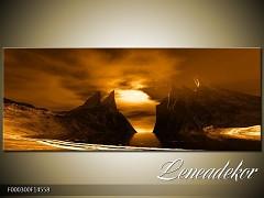 Obraz na zeď-krajina- Panorama F000300