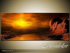 Obraz na zeď-krajina- Panorama F000322