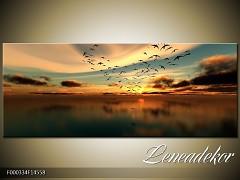 Obraz na zeď-krajina- Panorama F000334