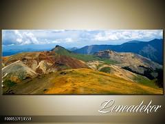 Obraz na zeď-krajina- Panorama F000517