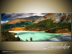 Obraz na zeď-krajina- Panorama F000549