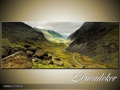 Obraz na zeď-krajina- Panorama F000621