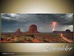 Obraz na zeď-krajina- Panorama F000661