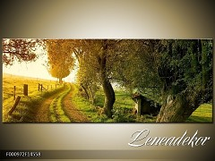 Obraz na zeď-krajina- Panorama F000972