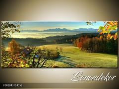 Obraz krajina Panorama F001043F14558
