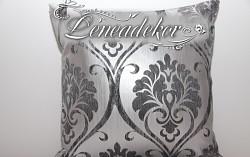 Povlak na polštářek - J59 stříbrný