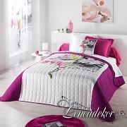 Přehoz na postel i sofa Fleur