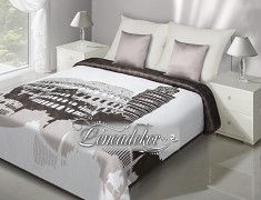 Přehoz na postel oboustranný OPNO176