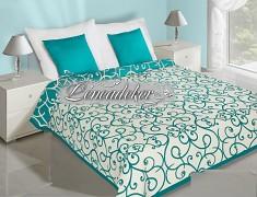 Přehoz na postel oboustranný OPNO202
