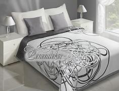 Přehoz na postel oboustranný OPNO170