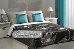 Přehoz na postel oboustranný OPNO159