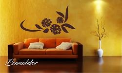Šablona na malování PŘÍ- flora2_11 70x50cm-skladem