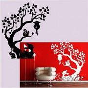Šablona na malování S-Tree 39 vel.v.200x š.140cm-skladem