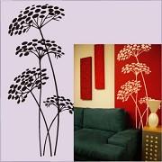 Šablona na malování Flora 01 vel.140x50cm-skladem