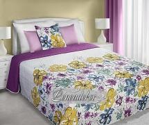 Přehoz na postel oboustranný OPNBH4