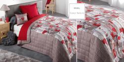 Přehoz na postel i sofa COER NATURE