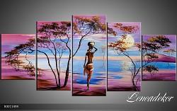 Obraz jako malovaný 5D R001349R