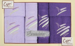 Sada ručníků RC658 6ti dílná