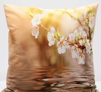 Povlak na polštář Květy PJR64