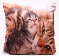 Povlak na polštářek Kočky PJR86