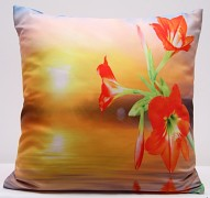 Povlak na polštářek Květy PJR102