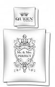 Povlečení  Ms. & Mrs. PERFECT