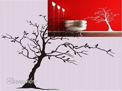 Šablona na malování S-Tree 70x50cm/skladem