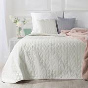 Přehoz na postel Juliet krémový-vel. 170x210cm