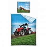 Povlečení dětské -Traktor- POD22