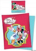 Povlečení Minnie a Daisy 140/200, 70/80