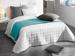 Přehoz na postel UNI /Blanc 220x240
