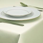 Ubrus standard krémový 100x100cm