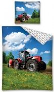 Dětské povlečení Traktor